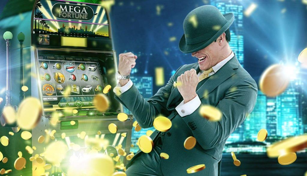 Mr Green - Slot machine mega fortune