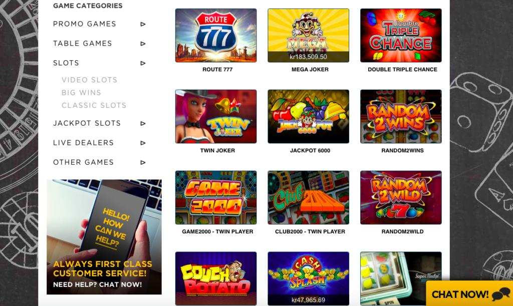 21 Casino Free Spins NZ
