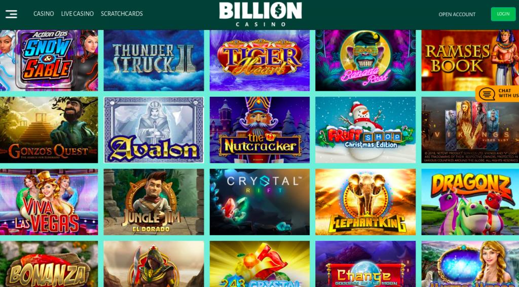 Top ten australian online casinos