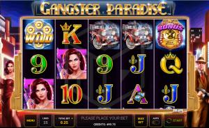 gangster paradise slot game