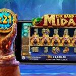 Hand of Midas slot