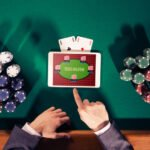 Live and Online Poker