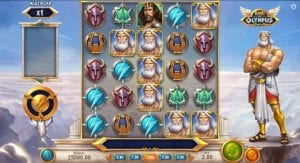 rise of olympus slot game