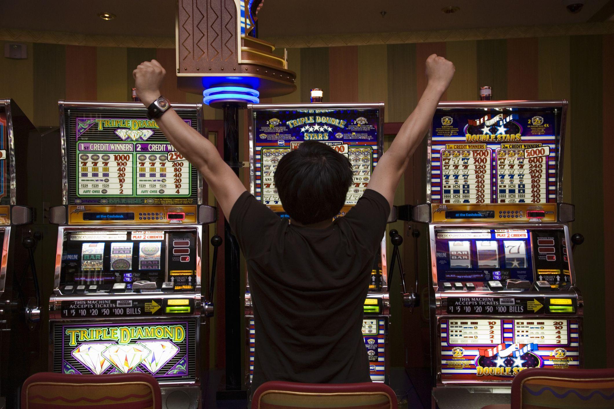 Winning on Slot Games