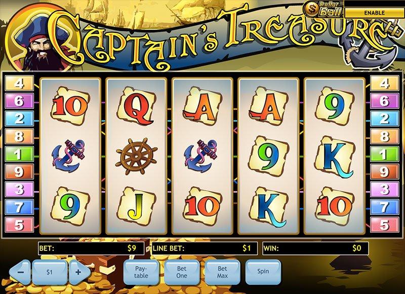 captains-treasure-slots