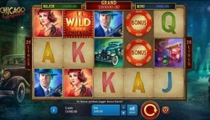 chicago gangsters slot game