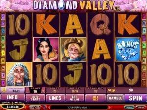 diamond valley slot game