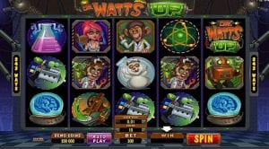 dr watts up slot game