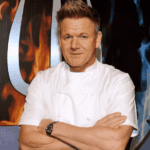 the famous chef gordon ramsay