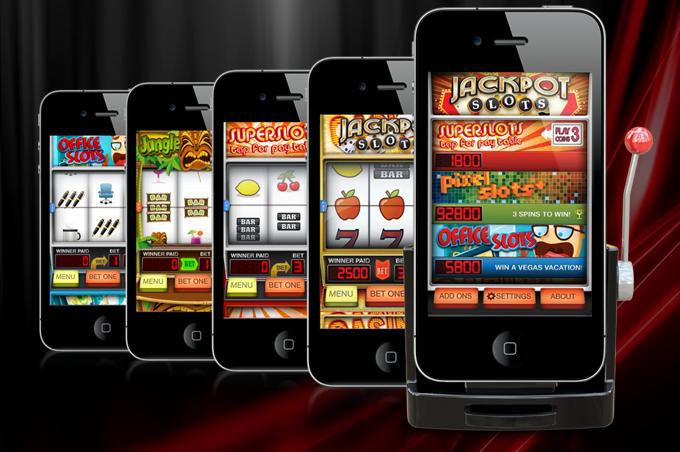 iPhone Online Casino Games