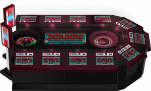 hybrid roulette wheel